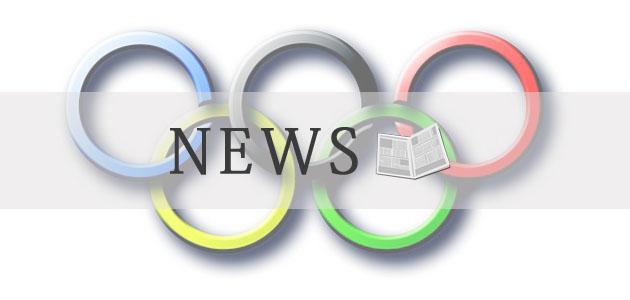 オリンピックニュースの画像