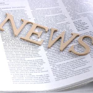 英字新聞の画像